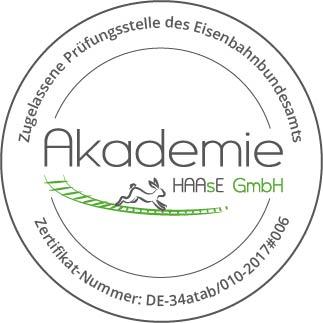 Siegel der Haase GmbH als zugelassene Prüfungsstelle