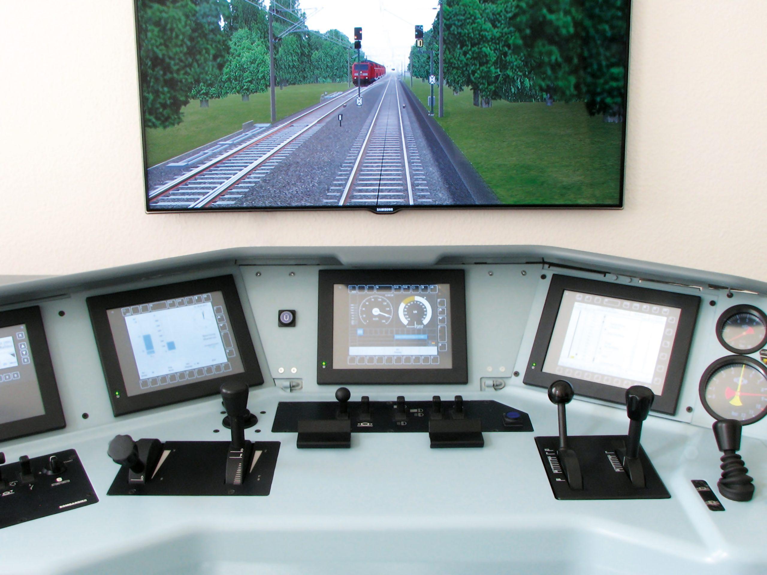 Haase-Bahnsimulator